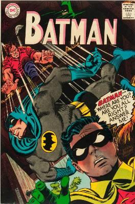 Batman Comics 196. Click for current values.