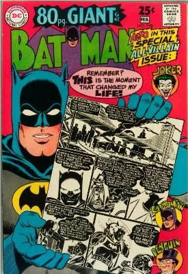 Batman Comics 198. Click for current values.