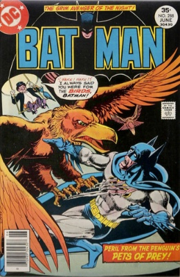 Batman #288, June, 1977: The Conclusion... or is it? Click for value