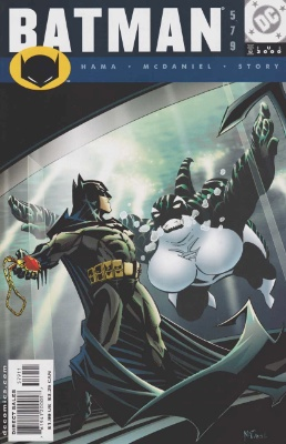 Origin and First Appearance, Orca, Batman #579, DC Comics, 2000. Click for value