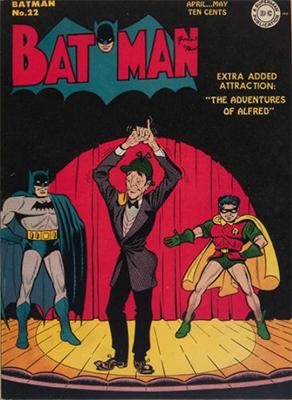 Batman #22. Click for value