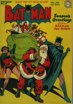 Batman #27: Christmas Issue. Click for value