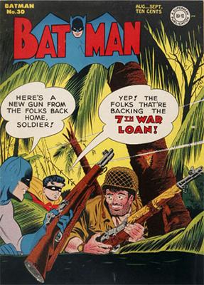 Batman Comic #30. Click for value