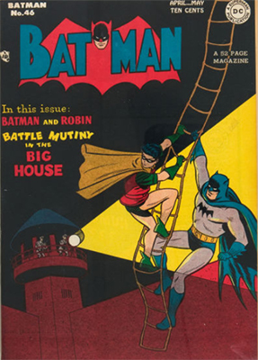 Batman #46, Joker story. Click for value