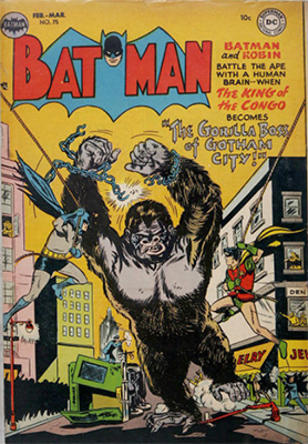 Batman #75. Click for value