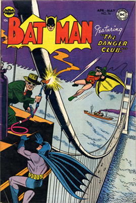 Batman #76. Click for value
