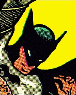 The History of Batman comic -- a great gift for Bat-fans! Click to order from Amazon