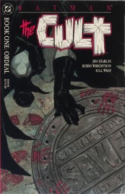 Origin and First Appearance, Deacon Blackfire, Batman: The Cult #1, DC Comics, 1988. Click for value