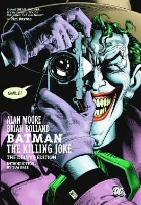 Batman the Killing Joke (1988):Joker Origin Retold; Paralyzes Barbara Gordon. Click for value