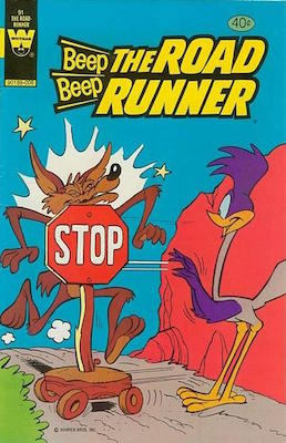 Beep Beep the Road Runner #91. Click for current values.