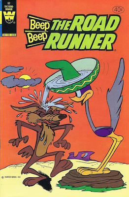 Beep Beep the Road Runner #92. Click for current values.