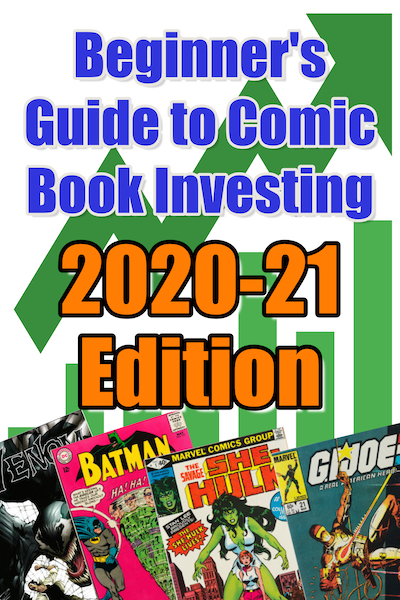 Click to buy our 30 Beginner Comic Investments eBook