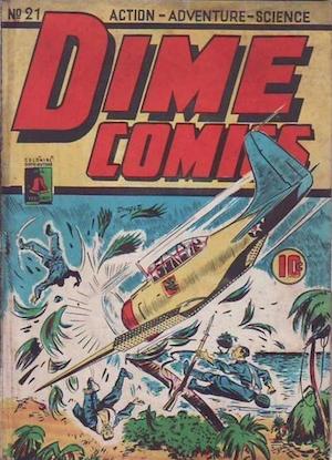 Dime Comics #21
