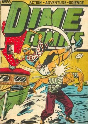 Dime Comics #26