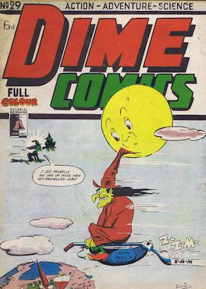 Dime Comics #29