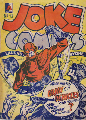 Bell Features Joke Comics #13