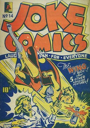 Bell Features Joke Comics #14