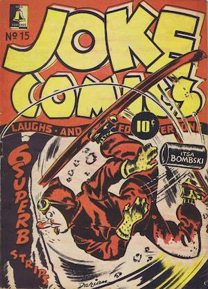 Bell Features Joke Comics #15