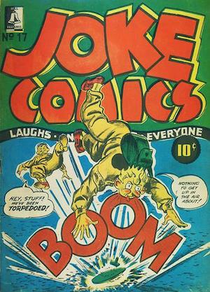 Bell Features Joke Comics #17