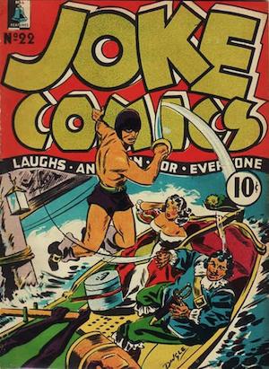 Bell Features Joke Comics #22