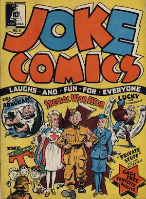 Bell Features Joke Comics #3