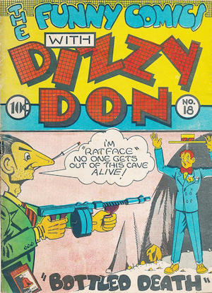 Bell Features The Funny Comics #18