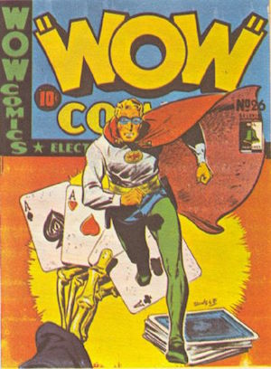 Bell Features WOW Comics #26