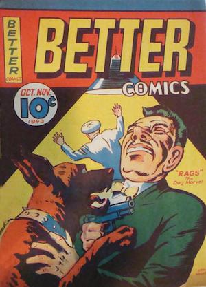 Maple Leaf Better Comics v2 #10
