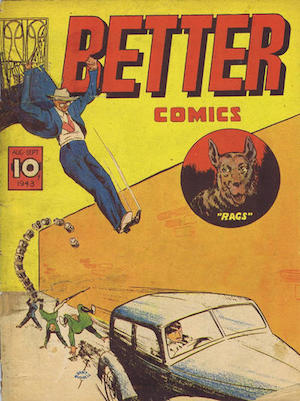 Maple Leaf Better Comics v2 #9