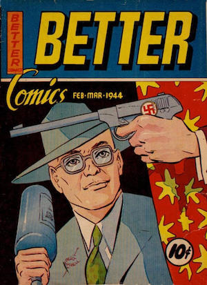Maple Leaf Better Comics v3 #2