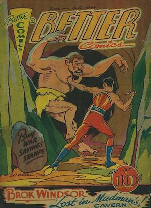 Maple Leaf Better Comics v3 #4