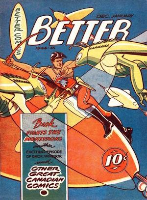 Maple Leaf Better Comics v3 #7