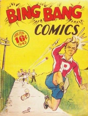 Bing Bang Comics v1 #2