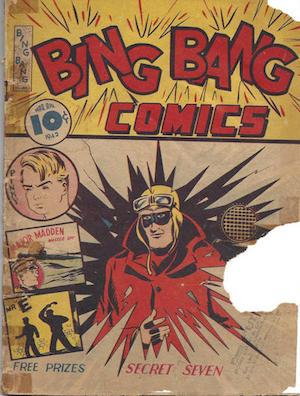 Bing Bang Comics v1 #3