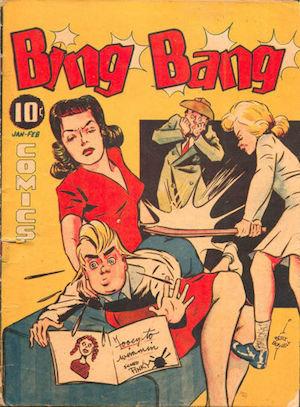 Bing Bang Comics v1 #8