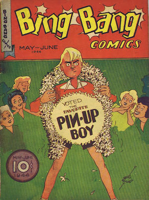 Bing Bang comics v2 #6