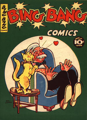 Bing Bang comics v2 #7