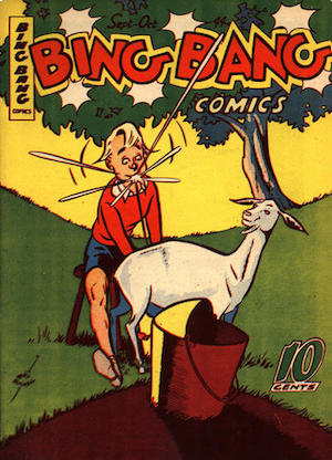 Bing Bang comics v2 #8