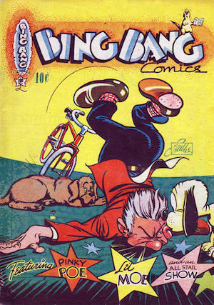 Bing Bang comics v3 #29