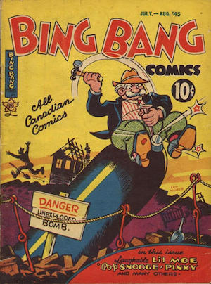 Bing Bang comics v5 #2