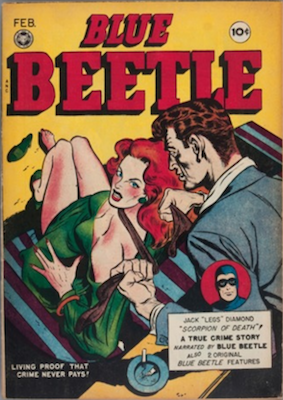 The Blue Beetle #53. Click for current values.
