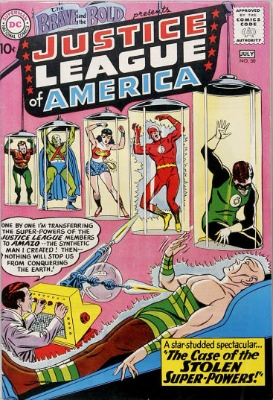 Learn the worth of your vintage JLA Comics