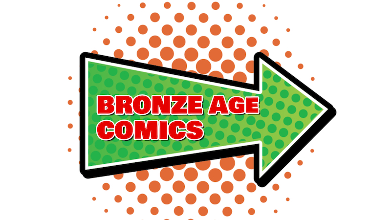 Click to see the Top 200 Most Valuable Comic Books of the Bronze Age