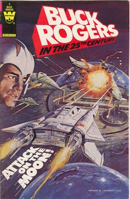 Buck Rogers in the 25th Century #9. Click for current values.
