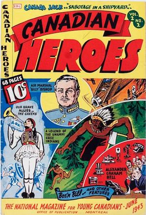 Canadian Heroes v2 #2