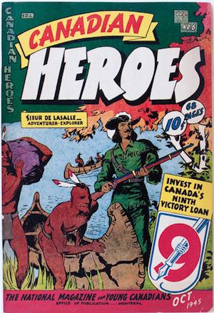 Canadian Heroes v5 #6
