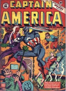 Captain America Comics #16. Click for current values.