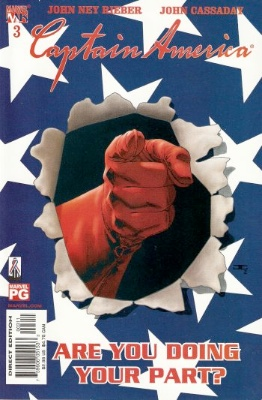 Origin and First Appearance, Al-Tariq, Captain America Vol 4 #3, Marvel Comics 2002. Click for appraisal