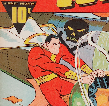 Captain Marvel Price Guide: From Whiz Comics to Shazam!
