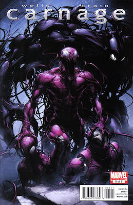 Carnage Marvel (2010) #5. Click for values